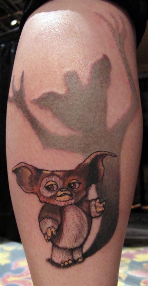 gremlin tattoo fyeahtattoos gizmo done by woodz at magic cobra
