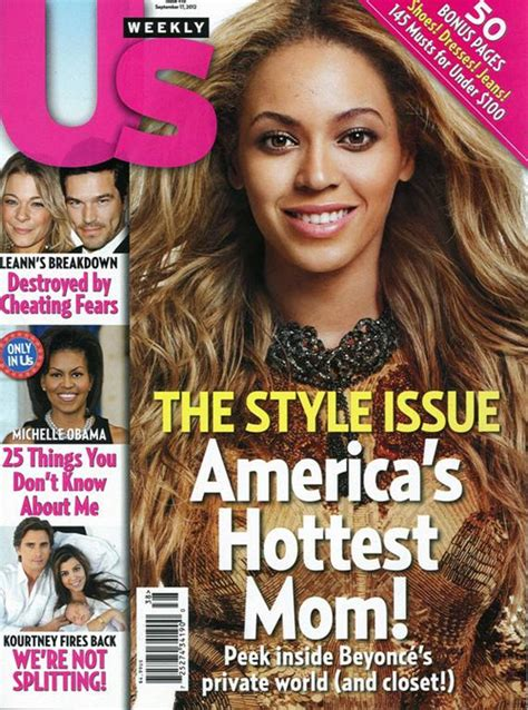 Us Weekly Goes Bald On This Weeks Cover by Columbia Records News Beyonc 233 On The Cover Of Us Weekly S