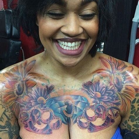 color tattoos on brown skin 30 beautiful tattoos on skin tattoos tattoos for