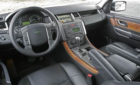 land rover interior land rover range rover sport price modifications