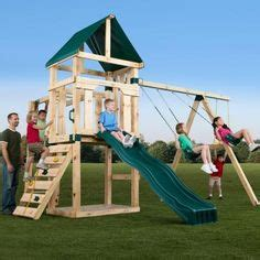 swing and slide canada swing n slide mckinley ready to assemble swing set with