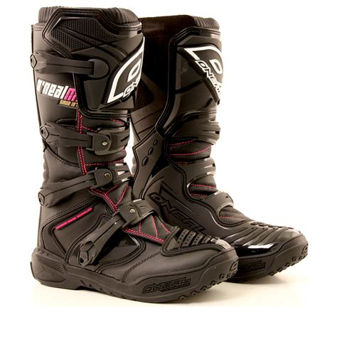 pink motocross boots oneal element motocross boots boots ghostbikes com
