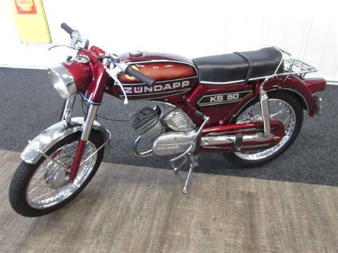 Motorrad Oldtimer 50ccm by Z 252 Ndapp Ks 50 Motorrad Motorrad Mofa Und