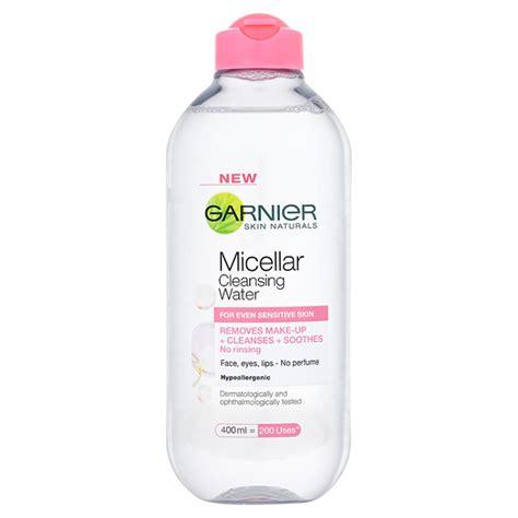 Set Garnier Active Best Seller Micellar Water Limited garnier skin micellar cleansing water 400ml free shipping lookfantastic