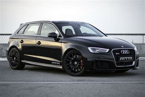 Mtm Tuning Audi by Mtm Pumps Up Audi Rs3 With Big Power Forcegt