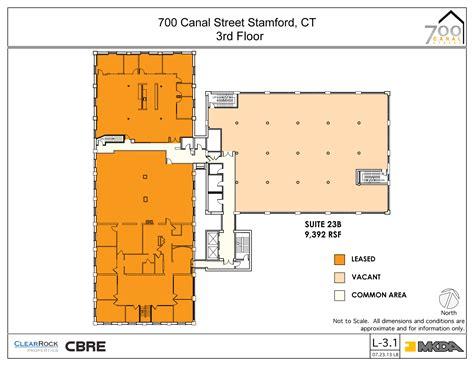 floor plan 3rd street 700 canal street 3rd floor unit 23b vts