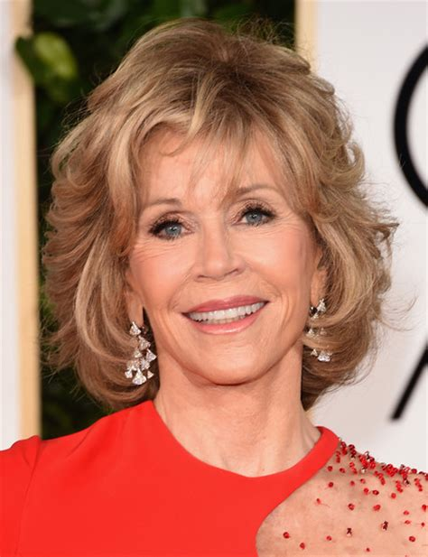jane fonda hairstyles 2015 jane fonda short wavy cut short hairstyles lookbook