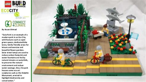 connectclimate lego build  change ecocity submissions