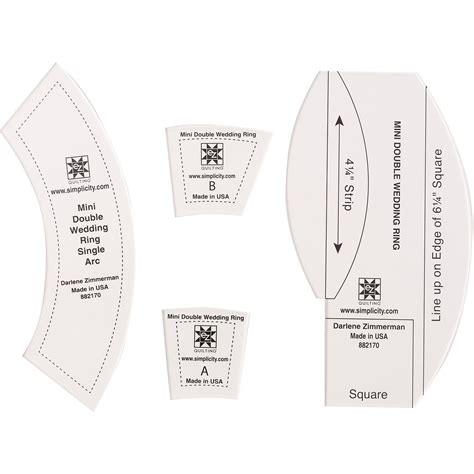 templates quilt blocks ez quilting mini double