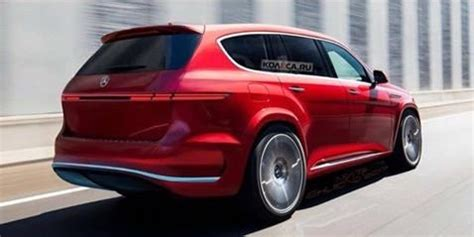 the mercedes maybach suv rendered 2018 can't come soon