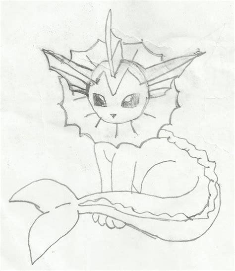 dragonair sketch by coolman666 on deviantart pokemon pokemon drawing of vaporeon by thecupcaketurtle on deviantart
