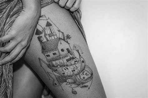 nando zev 234 cria tattoos fant 225 sticas de seus desenhos