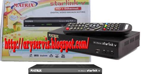 Harga Matrix Starlink V Hd by Matrix Starlink V Hd Ethernet Aryservice Barabai