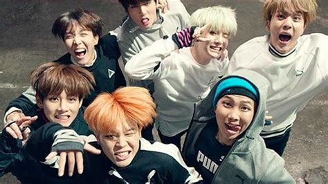 BTS is ahead of SEVENTEEN, EXO, VIXX & BIGBANG on the boy