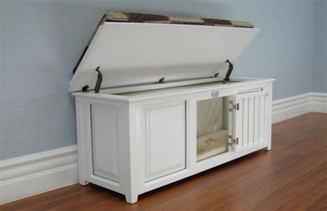 dog crate bench dog crate and bench toby pinterest window dogs and