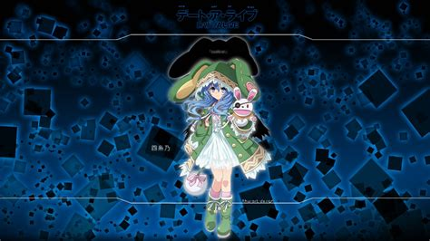 download theme windows 7 yoshino date a live dark yoshino wallpaper date a live wallpaper