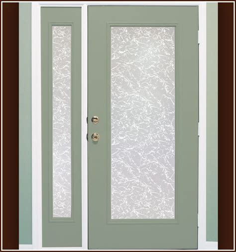 Privacy Glass Doors Rice Paper Or Cracked Glass Privacy Etched Glass