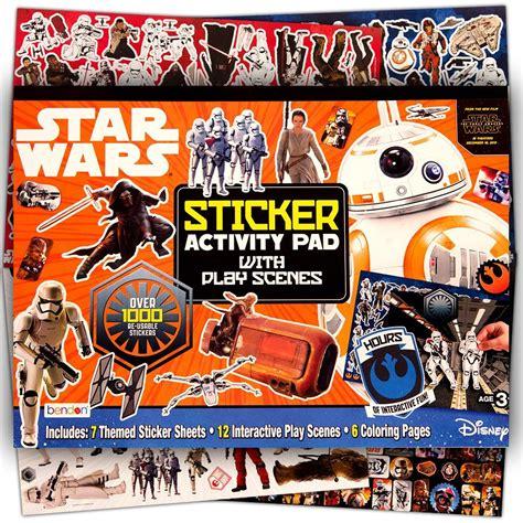 Last Jedi Stickers