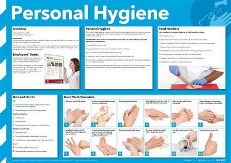 Snap Kitchen by Personal Hygiene Poster Seton Uk