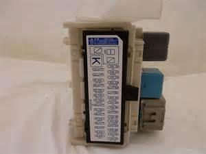multiplex network fuse box scion tc 06 2006 147167 ebay