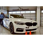 G30 BMW 5 Series With M Performance Parts Looks The Part