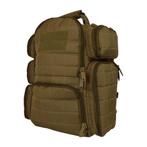 tactical items every day carry r4 tactical range backpack w adjustable