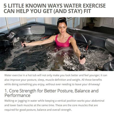 Can Actually Help You Get Fit by 5 Known Ways Water Exercise Can Help You Get Fit