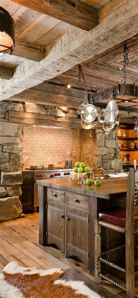 10 rustic kitchen designs that embody country life rustic kitchen designs 2014