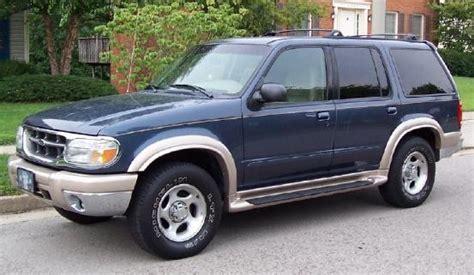 1999 ford explorer overview cars com 1999 ford explorer trim information cargurus