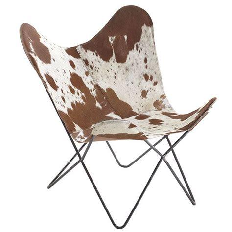 Cowhide Butterfly Chair cowhide butterfly chair