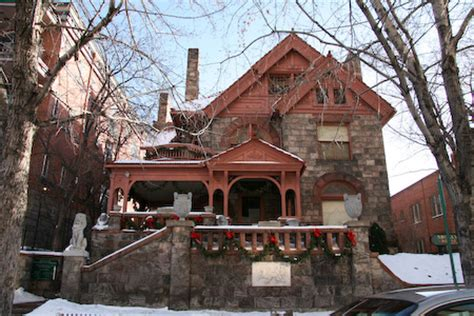 molly brown house classic homes of denver