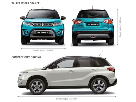 Suzuki Au 2016 Suzuki Vitara Arrives In Australia Practical Motoring
