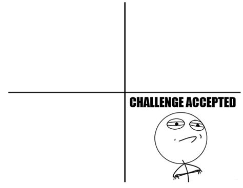 Challenge Accepted Meme Generator - challenge accepted know your meme
