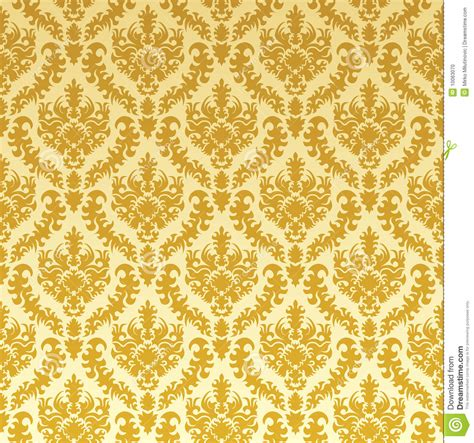 wallpaper gold damask yellow damask pattern background
