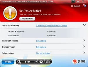 titanium maximum security support home and home office
