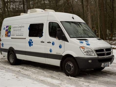 creature comforts ri new mobile veterinary service to provide care for local