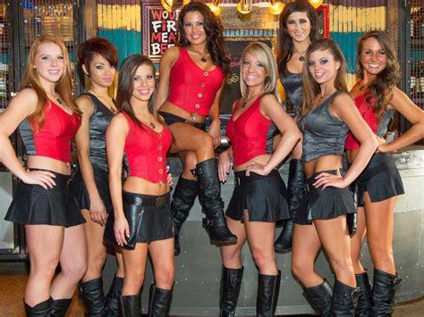 daddy s house dallas cowboys cheerleader designs breastaurant uniforms business insider