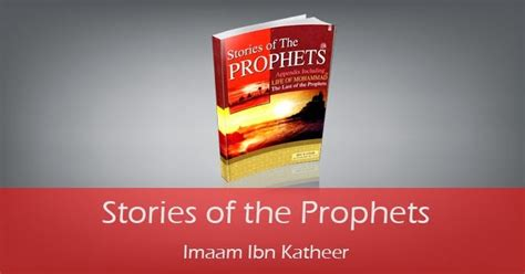 stories of the prophets books stories of the prophets islamic books free