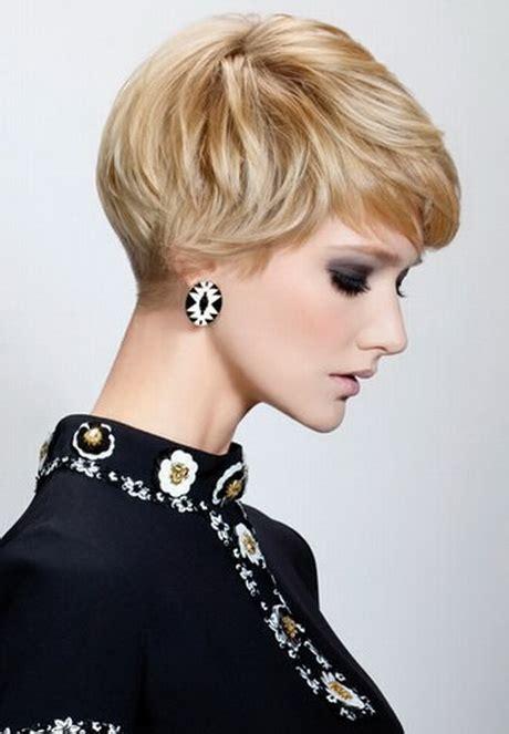 Trendige Haarfrisuren by Trendige Kurzhaarfrisuren 2015