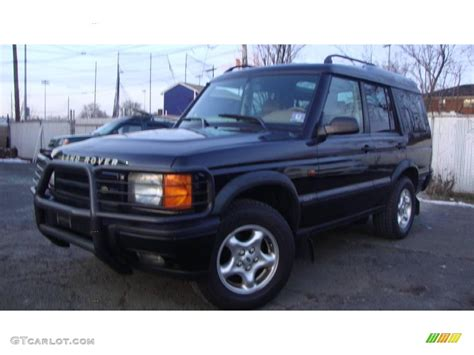 black land rover discovery 2001 java black land rover discovery se7 24436646 photo