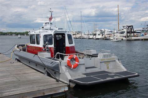 kingston fire boat rhode island fire boats