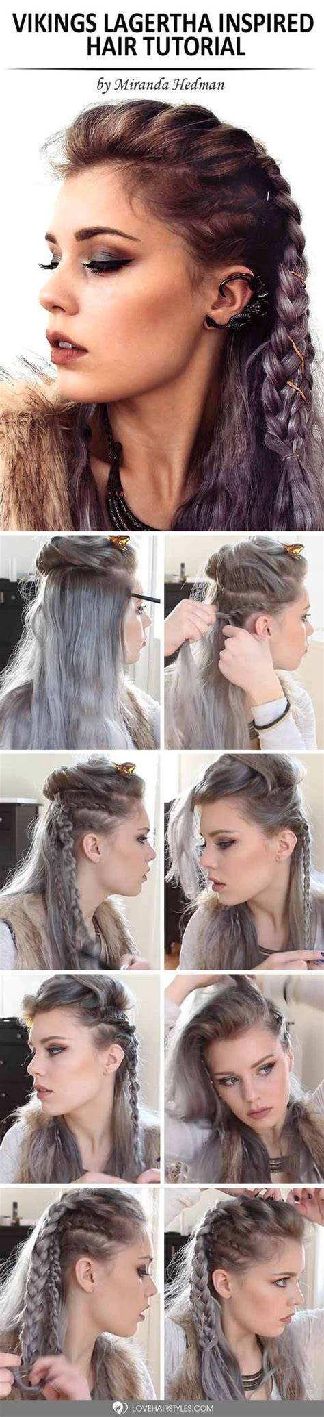 vikings hairstyles how to 25 best lagertha hair ideas on pinterest viking hair