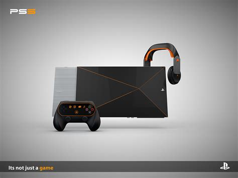 concept design playstation 5 concept design is heavily based on vr and ar