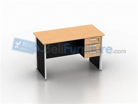 Meja Kantor Modera Eod 1875 180cm modera eod 1260 p tanpa laci murah bergaransi dan