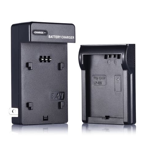 canon lpe5 battery charger 2x lp e5 lpe5 battery charger for canon rebel t1i xs xsi