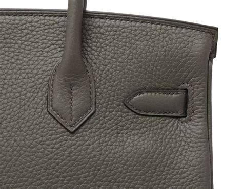 Hermes Togo Grey hermes grey etain togo birkin bag 35 cm size with gold