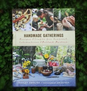 Handmade Gatherings - handmade gatherings giveaway