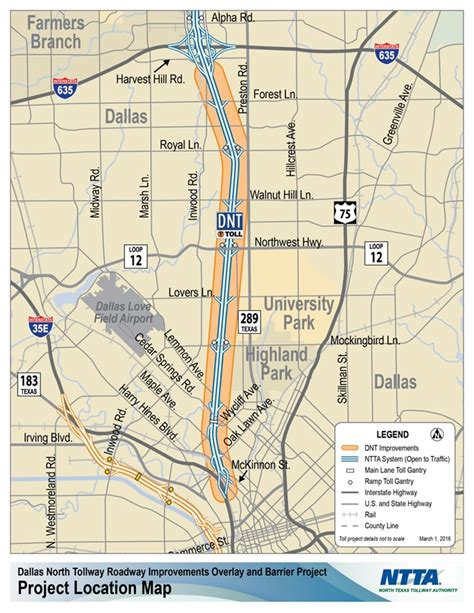 texas tollway authority map we re upgrading your drive with improvements to the dnt driving texas