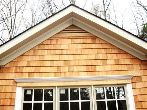 cedar shake siding engineered wood vinyl installation