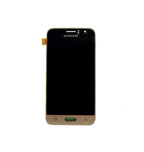 Lcd J1 2016 tela touch display lcd samsung j1 2016 j120 dourado